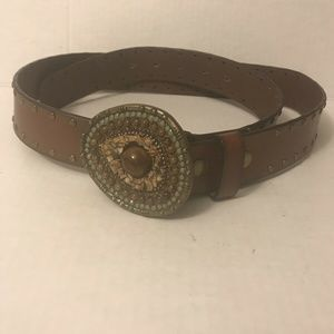Accessories - Womens belts leather